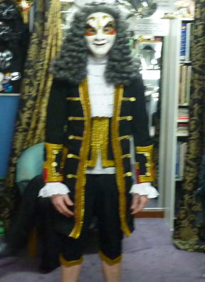 Venetian costume hire Perth