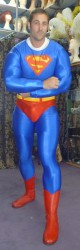 superman costume hire Perth
