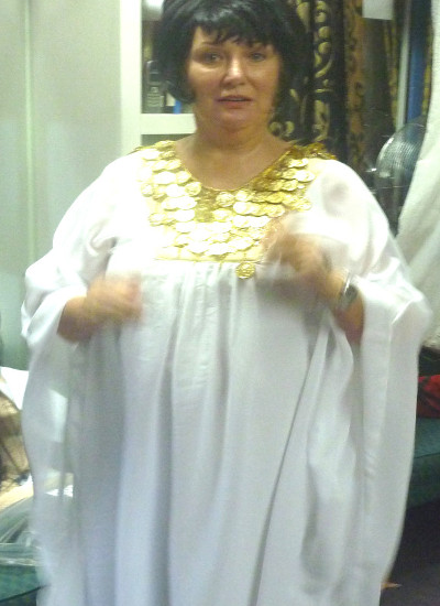 cleopatra costume hire perth