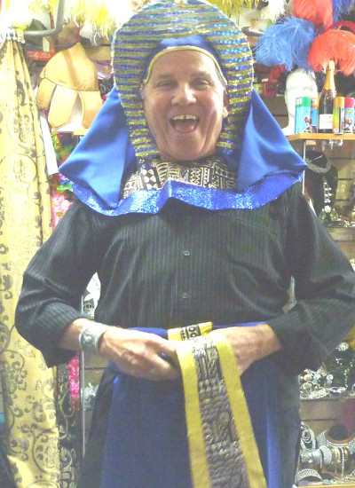 Egyptian costume hire perth