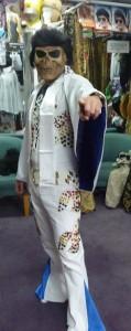 elvis costume hire Perth