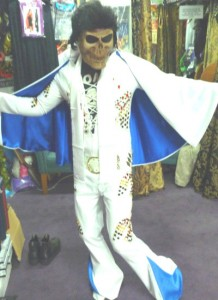 Elvis costume hire Perth