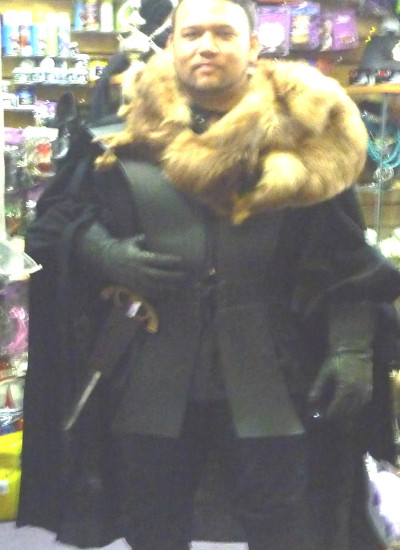 game of thrones costume hire Perth