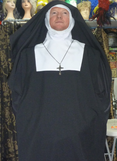 Nun costume hire Perth
