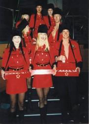 Russian uniform costume hire Perth