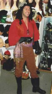 pirate costume hire Perth