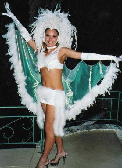 Playboy bunny costume hire Perth