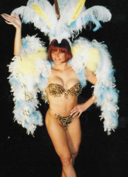showgirls costume hire Perth