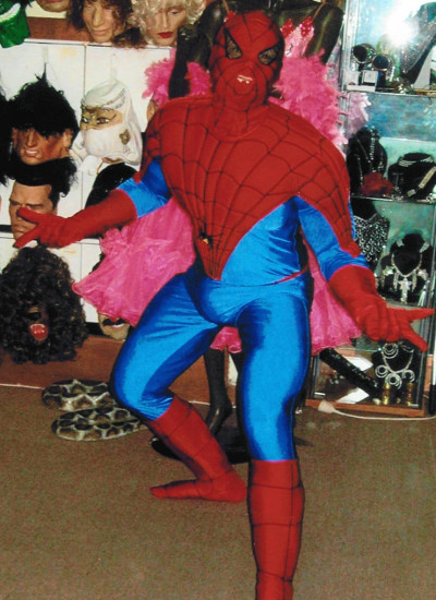 Spiderman costume Perth