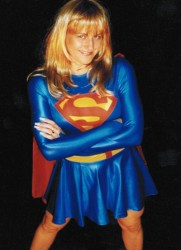 Wonder girl costume hire Perth