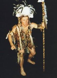 Tribal costume hire Perth