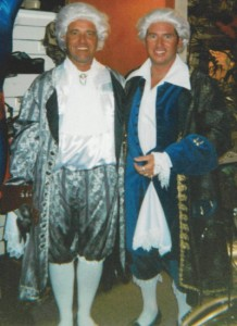 Venetian costume hire Perth