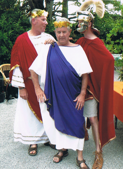 Ancient Rome costume hire Perth