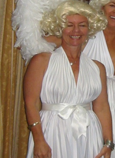 Marilyn Monroe costume hire Perth