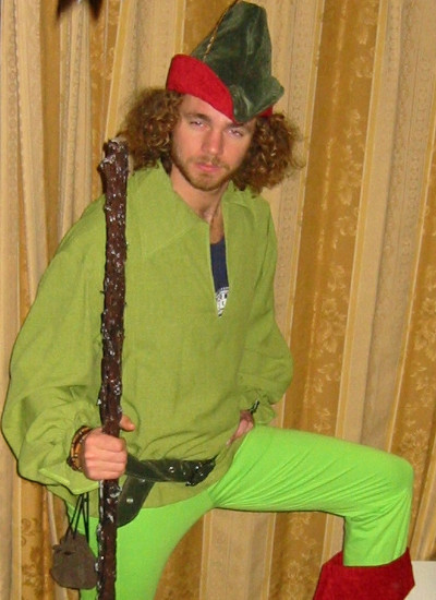 Robin Hood Costume Hire Perth Claremont