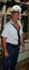 Uniforms Cop costumes Perth Claremont Fancy Dress