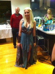 Game of Thrones Daenerys costumes Perth Claremont
