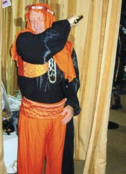 1001 nights - Arab costume